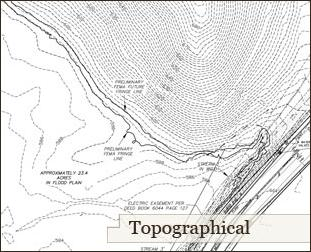 Topographical